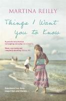 Jacket image for The Things I Want You to Know