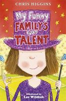 Jacket image for My Funny Family's Got Talent
