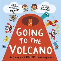 Jacket image for Going to the Volcano