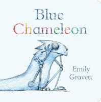 Jacket image for Blue Chameleon