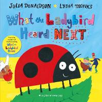 Jacket image for What the Ladybird Heard Next