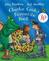 Jacket image for Charlie Cook's Favourite Book