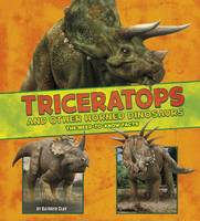 Jacket image for Triceratops and Other Horned Dinosaurs