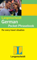 Jacket image for German Pocket Phrasebook