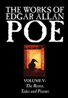 Jacket image for The Works of Edgar Allan Poe, Vol. V