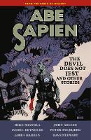 Jacket image for Abe Sapien Volume 2 Devil Does Not Jest and Other Stories