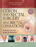 Jacket image for Colon and Rectal Surgery: Anorectal Operations