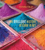 """""""The Brilliant History of Color in Art"""" by Victoria Finlay"""