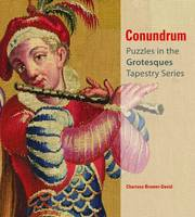 """Conundrum - Puzzles in the Grotesques Tapestry Series"" by Charissa Bremer-David"
