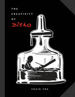 Jacket image for The Creativity of Steve Ditko