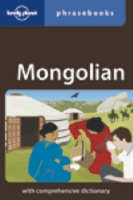 Jacket image for Mongolian Phrasebook