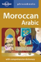 Jacket image for Moroccan Arabic phrasebook