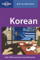 Jacket image for Korean Phrasebook