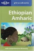 Jacket image for Ethiopian Amharic Phrasebook