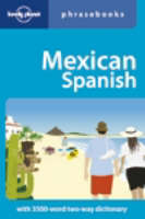 Jacket image for Mexican Spanish Phrasebook