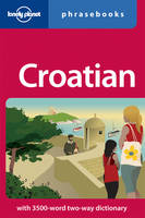 Jacket image for Croatian Phrasebook