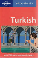 Jacket image for Turkish Phrasebook