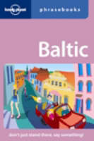 Jacket image for Baltic Phrasebook