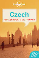 Jacket image for Czech Phrasebook