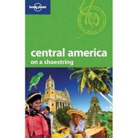 Jacket image for Central America on a Shoestring