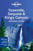 Jacket image for Yosemite, Sequoia & Kings Canyon