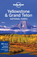 Jacket image for Yellowstone & Grand Teton