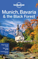 Jacket image for Munich, Bavaria & The Black Forest