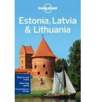 Jacket image for Estonia Latvia & Lithuania
