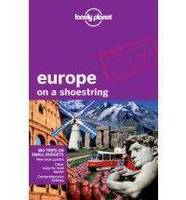 Jacket image for Europe on a Shoestring