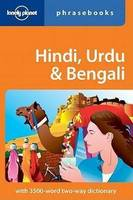 Jacket image for Hindi, Urdu and Bengali Phrasebook