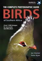 Jacket image for Birds of Southern Africa