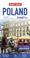 Jacket image for Poland Travel Map
