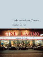 Jacket Image For Latin American Cinema