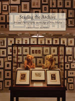 Jacket Image For Staging the Archive