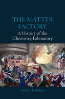 Jacket Image For The Matter Factory