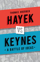 Jacket Image For Hayek vs Keynes