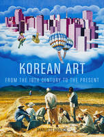 Jacket Image For Korean Art from the 19th Century to the Present