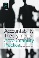 Jacket image for Accountability Theory Meets Accountability Practice