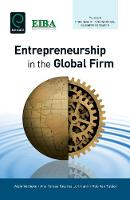 Jacket image for Entrepreneurship in the Global Firm