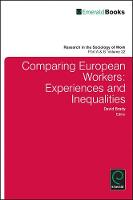 Jacket image for Comparing European Workers