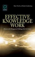 Jacket image for Effective Knowledge Work