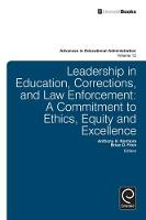 Jacket image for Leadership in Education, Corrections and Law Enforcement