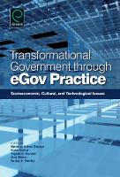 Jacket image for Transformational Government Through EGov Practice