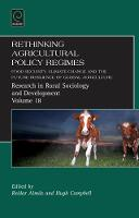 Jacket image for Rethinking Agricultural Policy Regimes