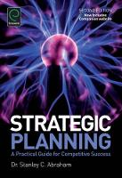 Jacket image for Strategic Planning