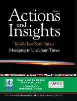 Jacket image for Actions and Insights - Middle East North Africa