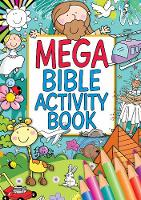 Jacket image for Mega Bible Activity Book