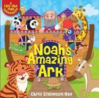 Jacket image for Noah's Amazing Ark