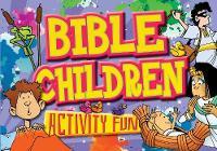 Jacket image for Bible Children