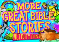 Jacket image for More Great Bible Stories